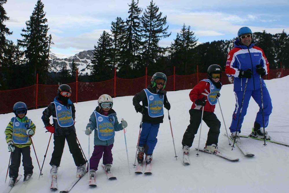 section ski alpin loisir