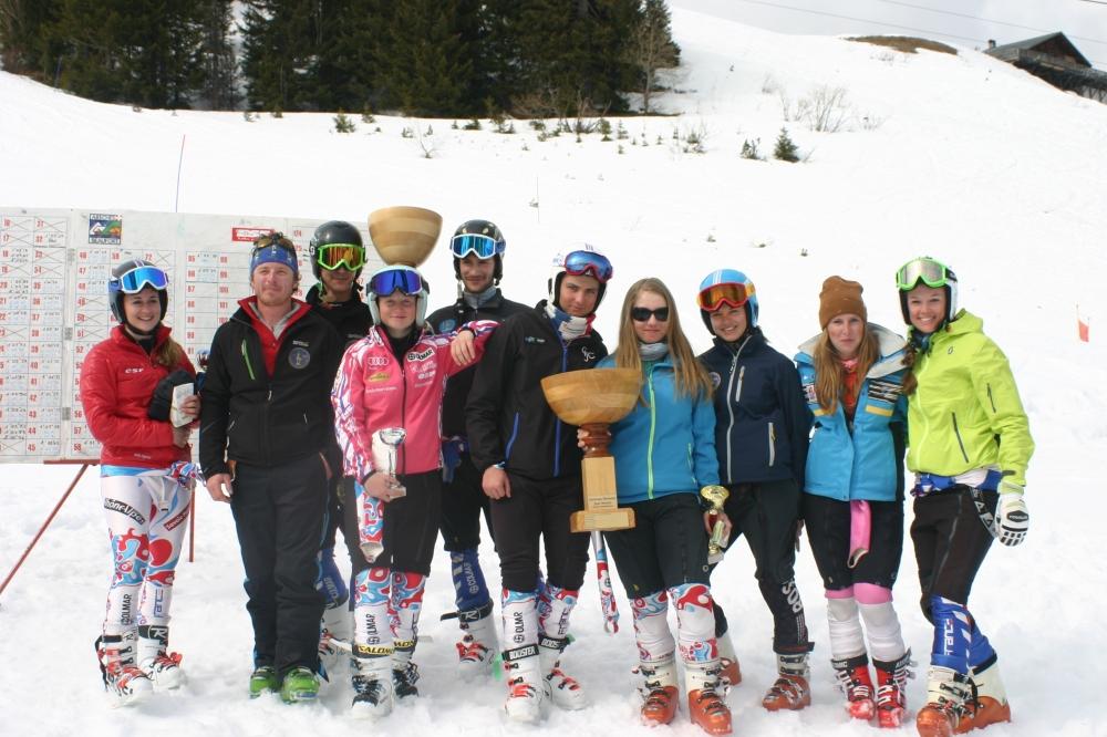 GP 2017 SCOBE / Ski Club Arêches Beaufort