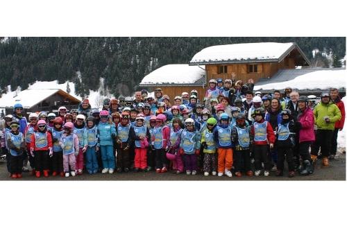 retour location ski section loisir